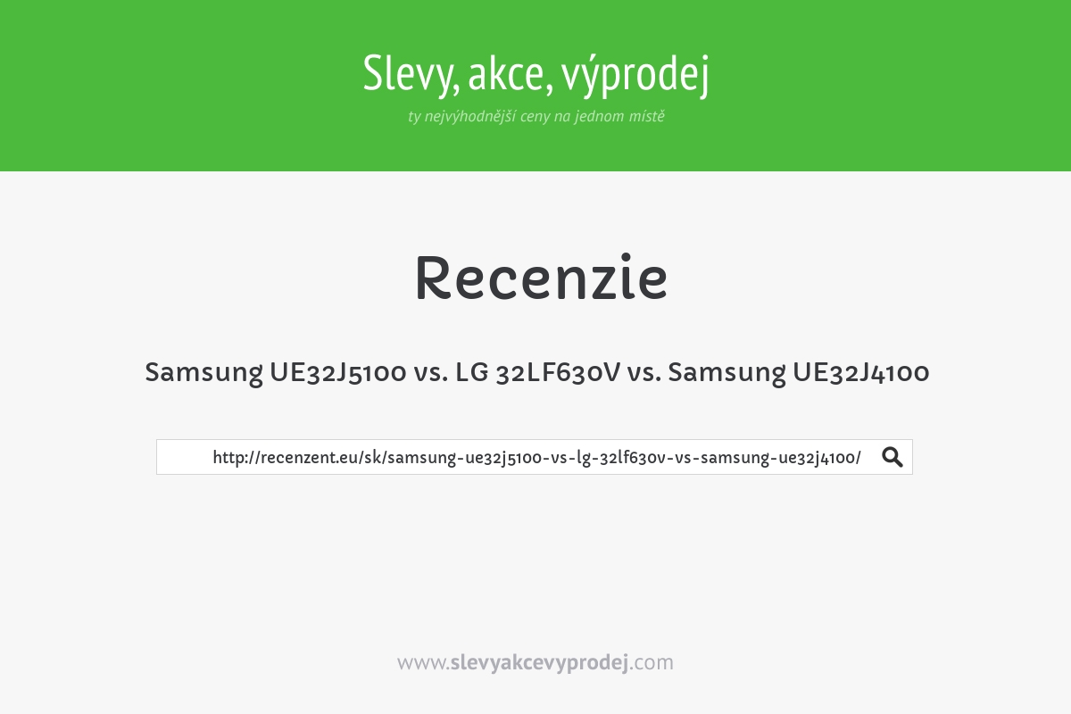 Samsung UE32J5100 vs. LG 32LF630V vs. Samsung UE32J4100