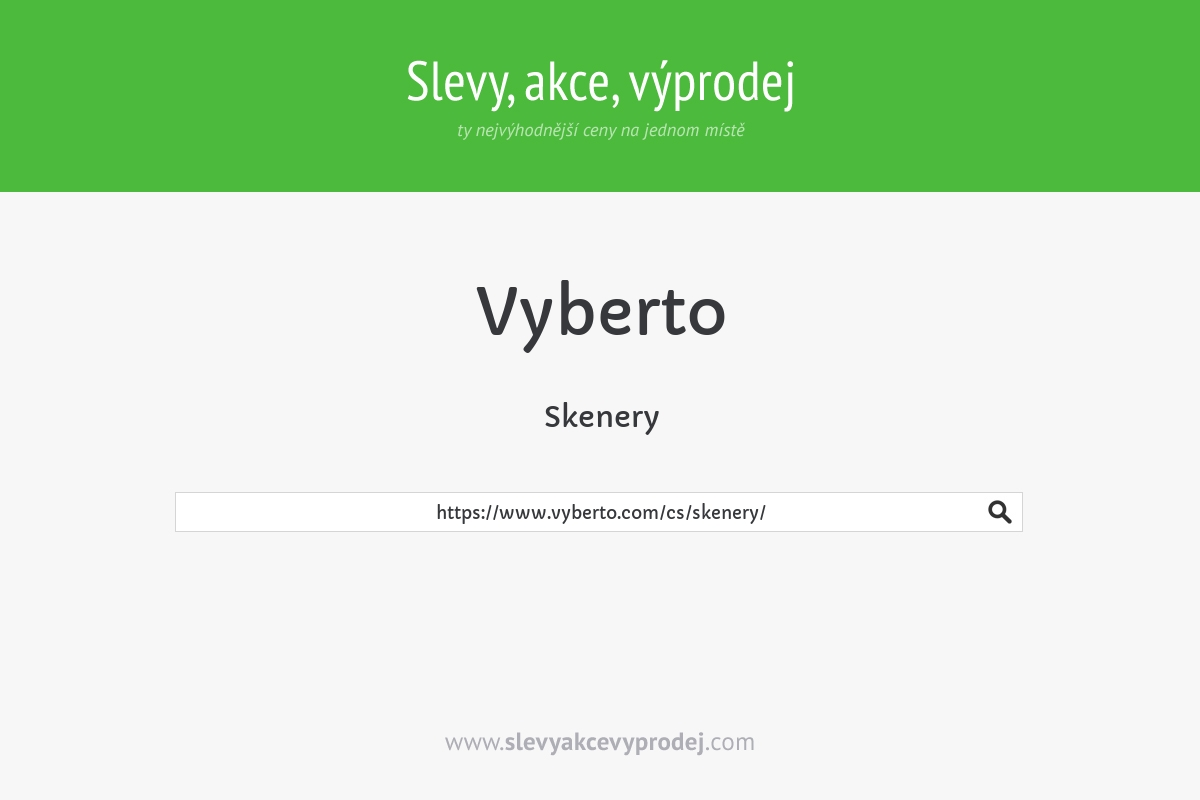 Skenery